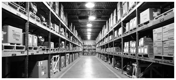 Warehoue Logistics